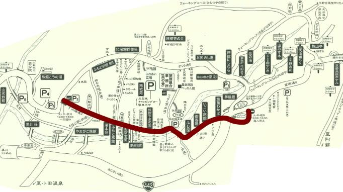 通行止(川端通り) 18:00~20:00